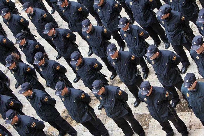 SUELDO POLICIA NACIONAL 2014