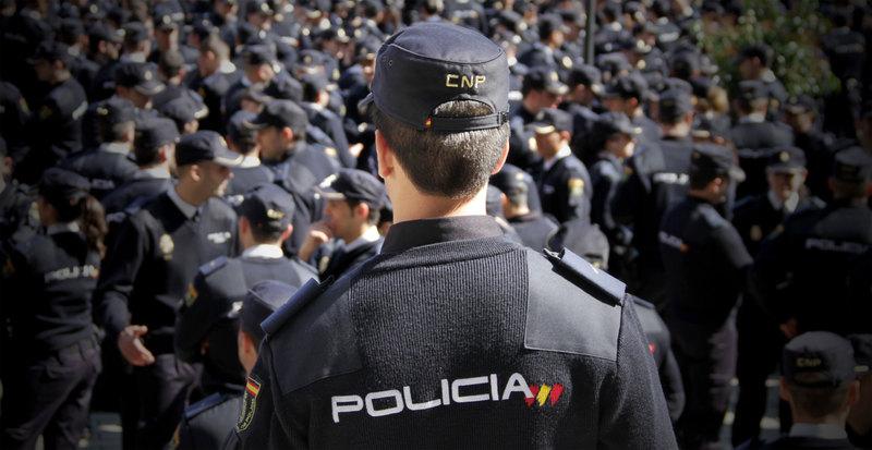 TEST POLICÍA NACIONAL 2015