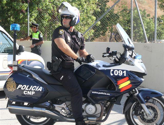 TESTS POLICIA NACIONAL 2015