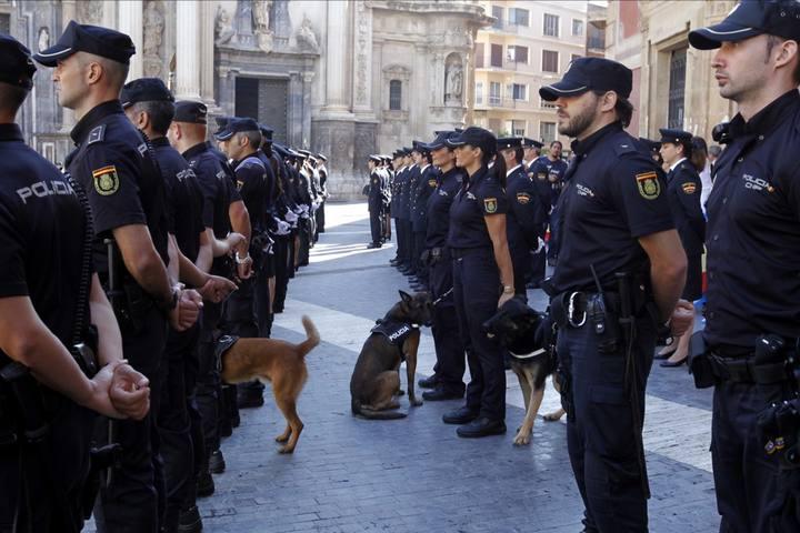 OPOSICIONES POLICÍA NACIONAL ESCALA EJECUTIVA